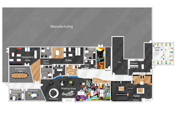 Pics For > Office Floor Plans Reception